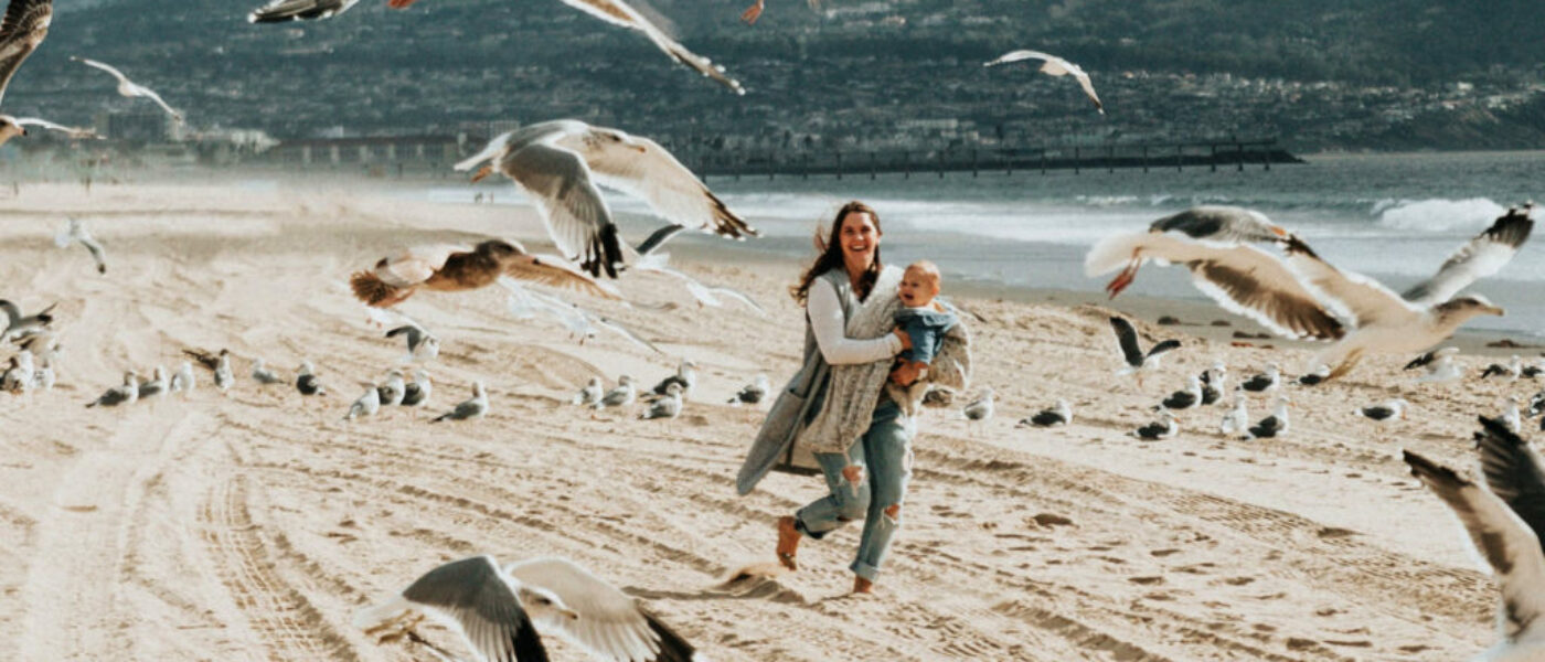 Tips for Baby's First Beach Trip